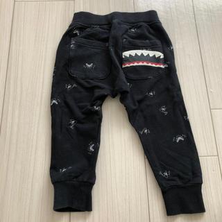 エフオーキッズ(F.O.KIDS)のKIDBOW*サメ柄スウェットパンツ(パンツ/スパッツ)