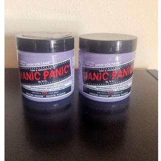 マニックパニック(新品・未使用)(カラーリング剤)