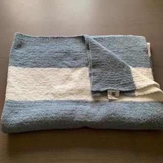 カシウエア(kashwere)のカシウエア ボーダーブランケット(毛布)