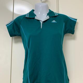 アディダス(adidas)のadidas ポロシャツ レディース(ポロシャツ)