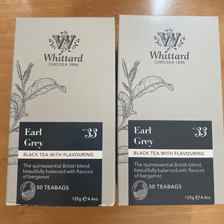 ルピシア(LUPICIA)のwhittard EarlGrey 50 Teabags(茶)