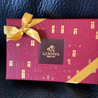 ゴディバ チョコレート クロニクル 6粒入り GODIVA