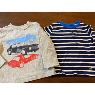 ギャップ(GAP)の保育園着 GAP ギャップ ロンT 長袖 90 まとめ売り(Tシャツ/カットソー)