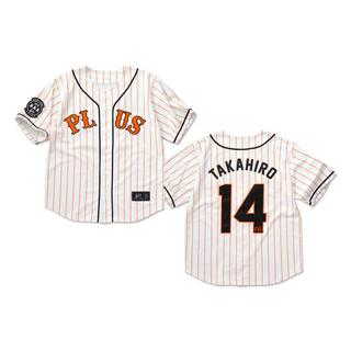 AAA - 『AAAparty会員限定』14th ベースボールシャツ西島隆弘 ストラップ付き