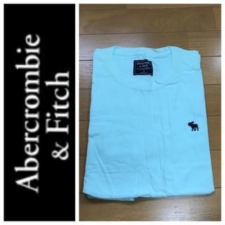 アバクロンビーアンドフィッチ(Abercrombie&Fitch)のS◎新品正規品◎アバクロ◎UネックTシャツ◎送料込  (Tシャツ/カットソー(半袖/袖なし))