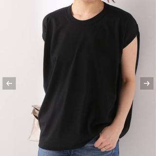 スピックアンドスパン(Spick and Span)の【新品タグ付き】Spick and Span 【G.SAKAYORI】 Tシャツ(Tシャツ(半袖/袖なし))