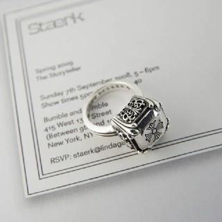 クロムハーツ(Chrome Hearts)のクロムハーツサイコロの指輪(リング(指輪))