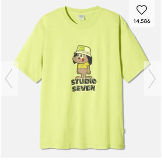 ジーユー(GU)の ビッグT STUDIO SEVEN 2(Tシャツ/カットソー(半袖/袖なし))