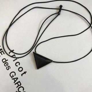 トーガ(TOGA)のTOGA PULLA トライアングルチョーカー ネックレス(ネックレス)