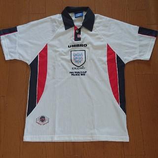 アンブロ(UMBRO)のサッカーユニフォーム 1998WCUPイングランド(ウェア)
