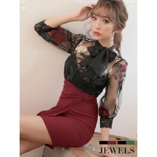 JEWELS - タグ付き新品 ジュエルズミニドレス