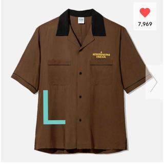 GU - studio seven オープンカラーシャツ