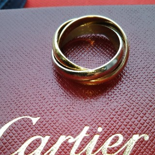 カルティエトリニティリング(リング(指輪))