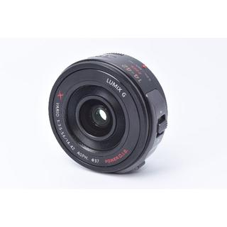 パナソニック(Panasonic)の★美品★ Panasonic X VARIO PZ 14-42mm(レンズ(単焦点))