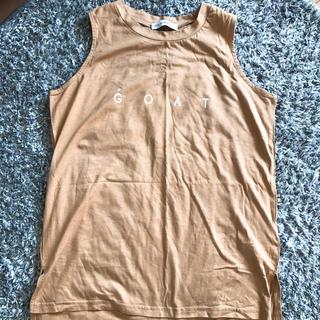 アズールバイマウジー(AZUL by moussy)の新品 Azul by moussyノースリーブT(Tシャツ(半袖/袖なし))