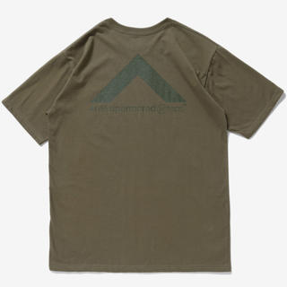 W)taps - WTAPS 40PCT UPARMORED SS TEE OD XL オリーブ