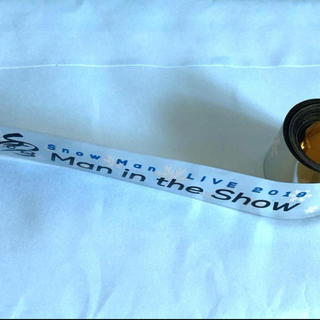 Johnny's - Snow Man 銀テープ