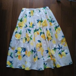 チェスティ(Chesty)のチェスティ レモンスカート(ひざ丈スカート)
