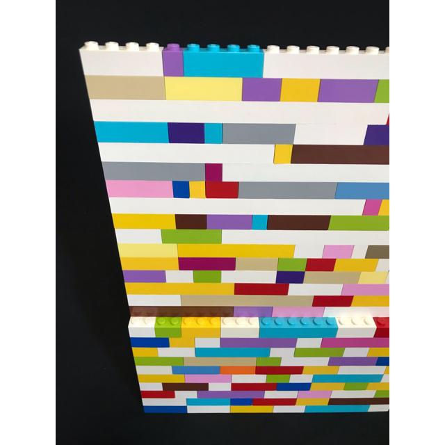 Lego(レゴ)のLEGO 大量 レゴフレンズ 基本ブロック 1マス 2マス+390円レゴ キッズ/ベビー/マタニティのおもちゃ(積み木/ブロック)の商品写真