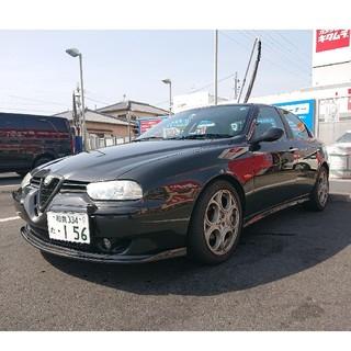 Alfa Romeo - 【走行少・自動車税・リサイクル料込!】アルファ 156 2.5 V6 Qシステム