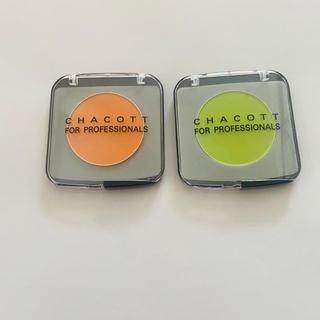 チャコット(CHACOTT)のCHACOTTメイクアップカラー(アイシャドウ)