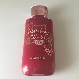 バスアンドボディーワークス(Bath & Body Works)のbath&body works(ボディローション/ミルク)