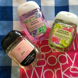 Bath & Body Works - バス&ボディーワークス  Bath& Body Works  香り付きジェル3個