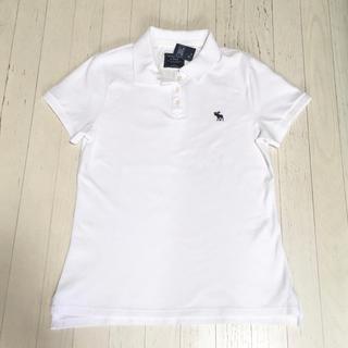 アバクロンビーアンドフィッチ(Abercrombie&Fitch)の新品Abercrombie&Fitch アバクロ  アイコンポロシャツ送料込み!(ポロシャツ)