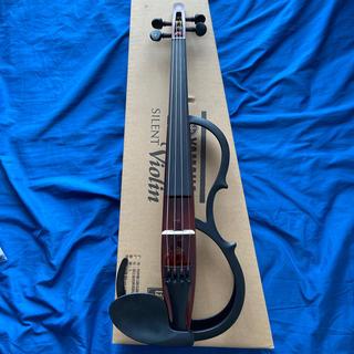 ヤマハ(ヤマハ)の[中古]ヤマハ サイレントバイオリン YSV104(ヴァイオリン)