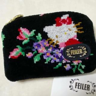 FEILER - 【新品未使用】フェイラー キティー