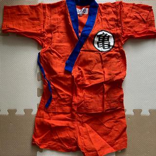 ニシマツヤ(西松屋)のドラゴンボール 甚平(甚平/浴衣)