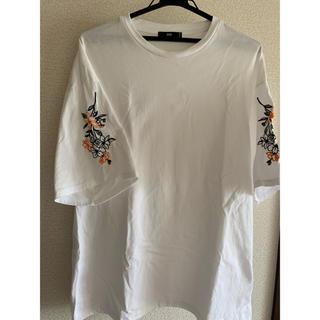 ハレ(HARE)のHARE ソデシシュウカットソー(Tシャツ/カットソー(半袖/袖なし))