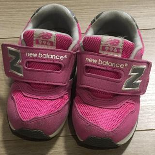 New Balance - ニューバランス 子供靴 14.5cm ピンク