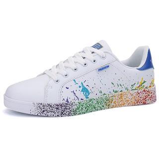 adidas - 即購入ok男女兼用カラフルスニーカー韓流adidas青好きに♪23スタンスミス