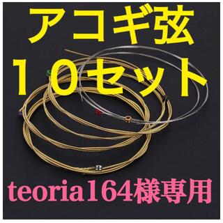 teoria164様専用(弦)