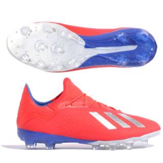 アディダス(adidas)のアディダス エックス18.2 HG/AG 27.5 新品 サッカースパイク(シューズ)