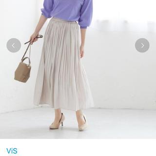 ViS - プリーツスカート