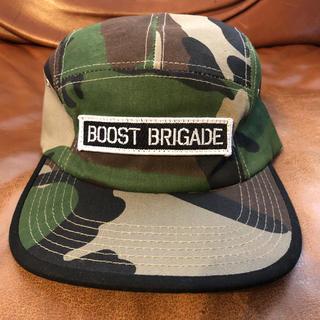 インフォメーション(IN4MATION)のBOOST BRIGADE CAP HAT(キャップ)
