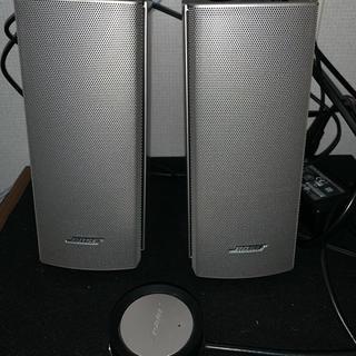 ボーズ(BOSE)のBose companion 20 multimedia speaker(スピーカー)
