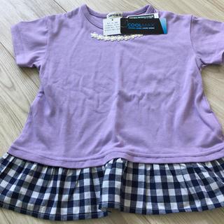 シューラルー(SHOO・LA・RUE)のシューラルー Tシャツ 新品 110(Tシャツ/カットソー)