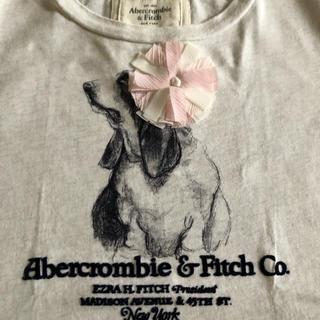 アバクロンビーアンドフィッチ(Abercrombie&Fitch)の★Abercrombie★アバクロTシャツ S(Tシャツ(半袖/袖なし))