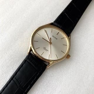 ウォルサム(Waltham)のWALTHAM  Maxim メンズクォーツ腕時計 電池あり ベルト未使用(腕時計(アナログ))