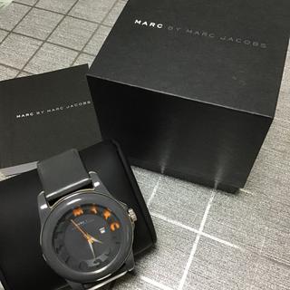マークバイマークジェイコブス(MARC BY MARC JACOBS)のマークバイマークジェイコブス 腕時計 [値下げしました](腕時計)