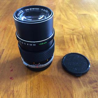 オリンパス(OLYMPUS)のE.Zuiko Auto-T 135mm f3.5 1:3.5(レンズ(単焦点))