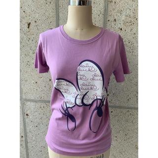 ディズニー(Disney)の新品タグ付き デイジー ディズニー Tシャツ(Tシャツ(半袖/袖なし))