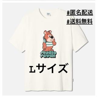 GU - ビッグT(半袖)STUDIO SEVEN 2 /Lサイズ/gu