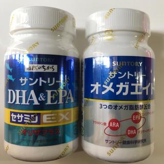 サントリー DHA&EPA オメガエイド(ビタミン)