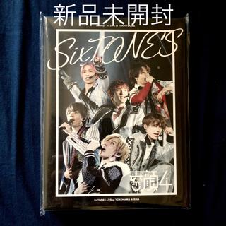 ジャニーズJr. - 素顔4 Sixtones盤 DVD 3枚セット