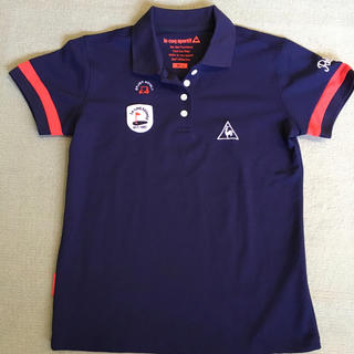 ルコックスポルティフ(le coq sportif)のルコックスポルティフ ゴルフ レディース ポロシャツ(ウエア)