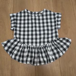 プティマイン(petit main)のプティマイン トップス サイズ100(Tシャツ/カットソー)